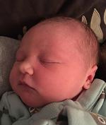 Welcome Baby Freya