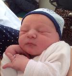Welcome Baby Hugo